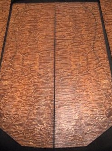 Rockbridge Quilted Sapele/Cedar 0 : quilted sapele - Adamdwight.com